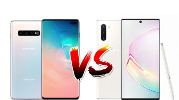Samsung Galaxy Note 10 vs Galaxy S10+: main differences and new features