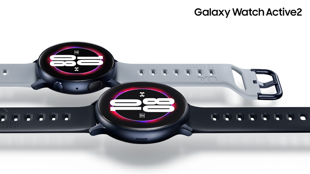 Samsung Galaxy Watch Active 2 gets serious with an Under Armour edition