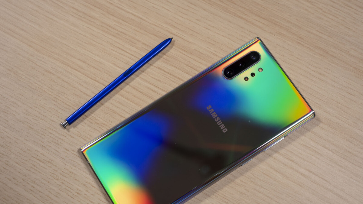 The Galaxy Note 10 will let you zoom on sound in videos