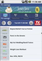 TVGuide's official app hits the Android Market