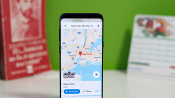 Google Maps AR navigation is rolling out in beta on Android and iOS