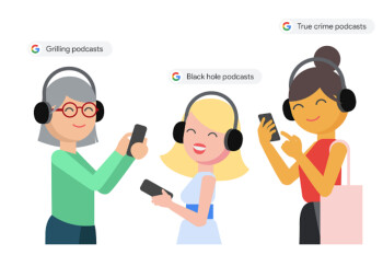 Google Search update lets users find their favorite Podcasts easier than ever