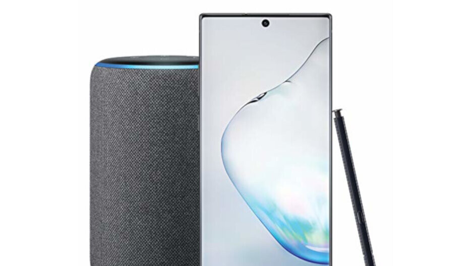 Deal: Samsung Galaxy Note 10 and 10+ pre-orders come with free Echo Plus at Amazon