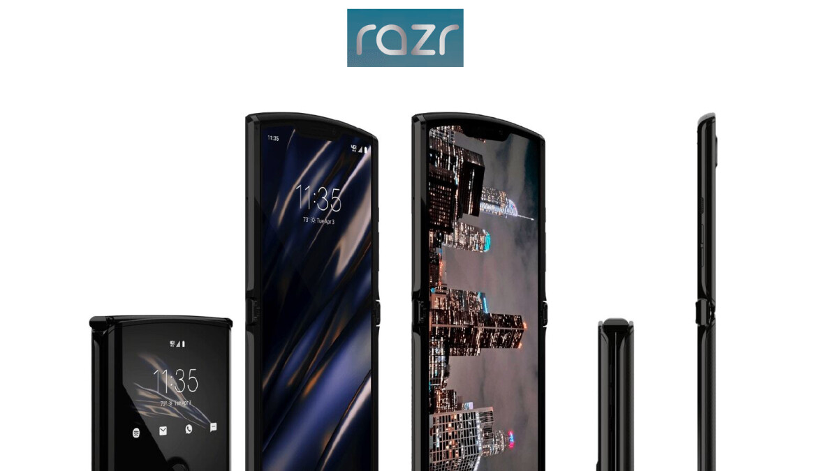 Verizon's foldable Motorola RAZR 2019 specs and release price - preview of the new clamshell
