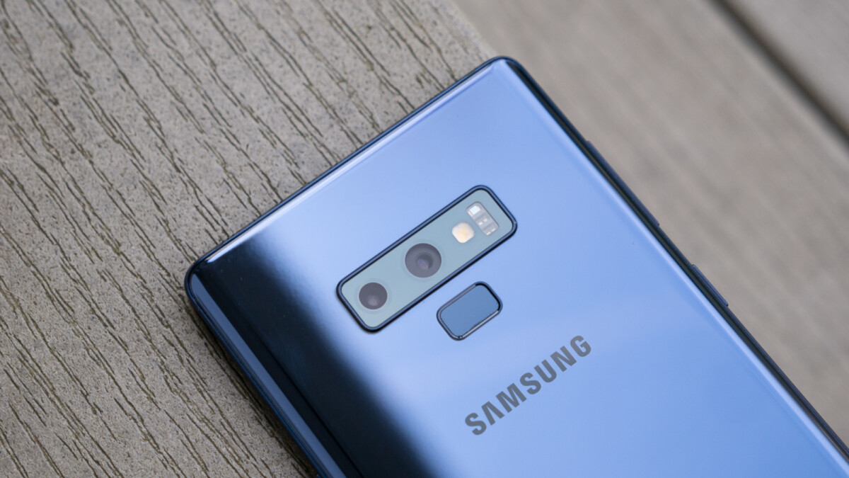T-Mobile plays nice with Galaxy Note 9 owners, rolls out Night Mode update