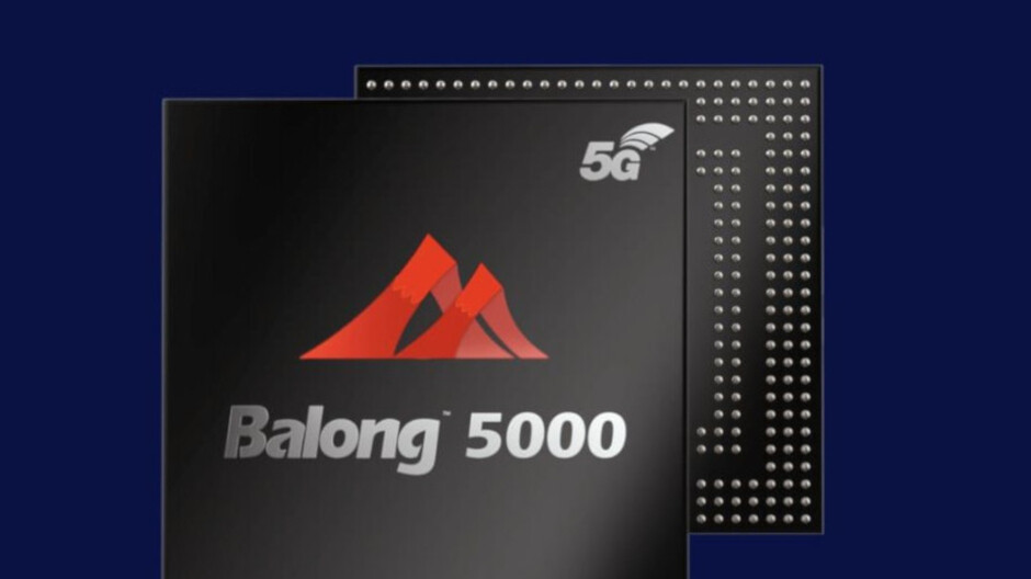 Report calls out Huawei's 5G modem chip for its size and inefficiency