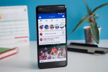 Dark Mode is coming to the Facebook Android app