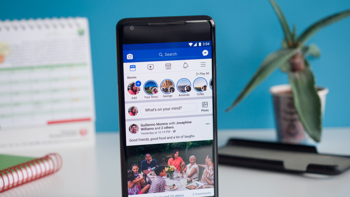 Facebook app for Android to have Dark Theme soon