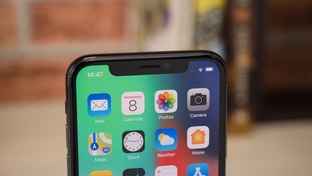 Apple could say goodbye to the iPhone's notch with the help of this patent