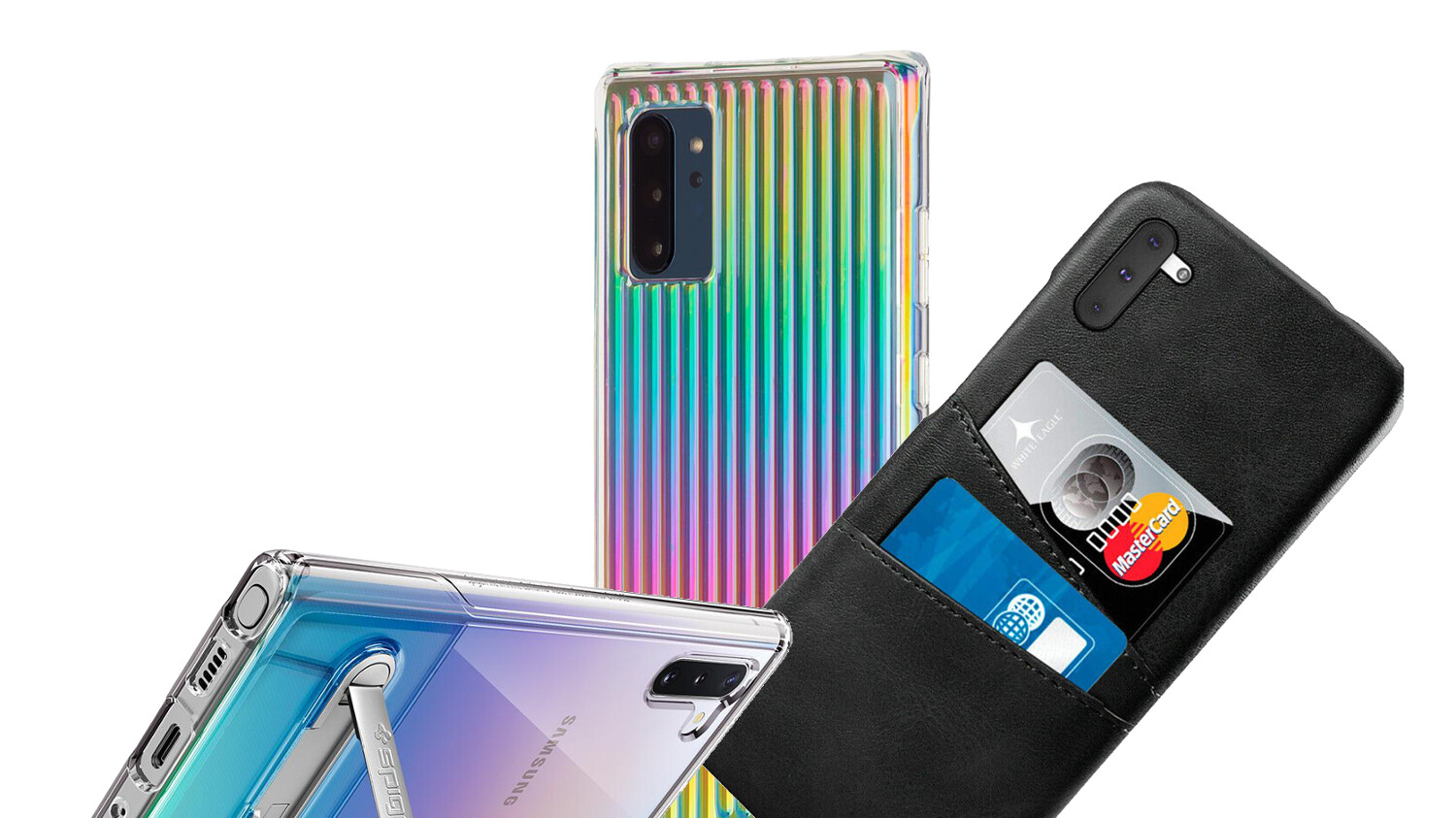 Cases for Galaxy Note 10 in 2020