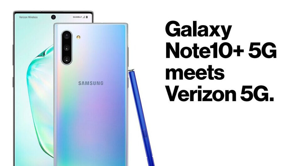 When will T-Mobile or AT&T get the Note 10+ 5G? Verizon's exclusivity shows how Apple lucked out