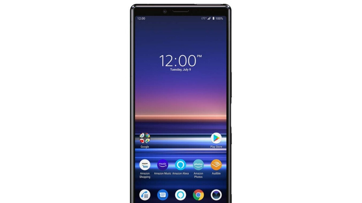 Sony Xperia 1 with hands-free Alexa support launches on Amazon at a nice discount