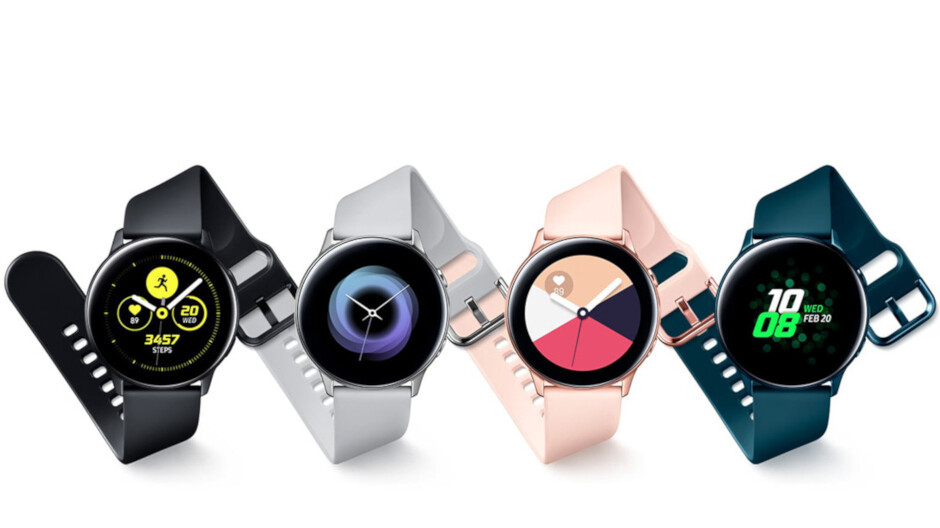 Deal: Samsung Galaxy Watch Active is nearly 30% off on Amazon