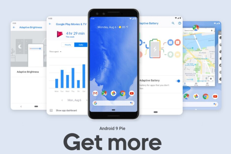 The state of Android Pie updates on the eve of Android Q