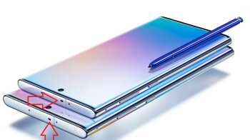 Samsung just solved the Note 10's top hole mystery