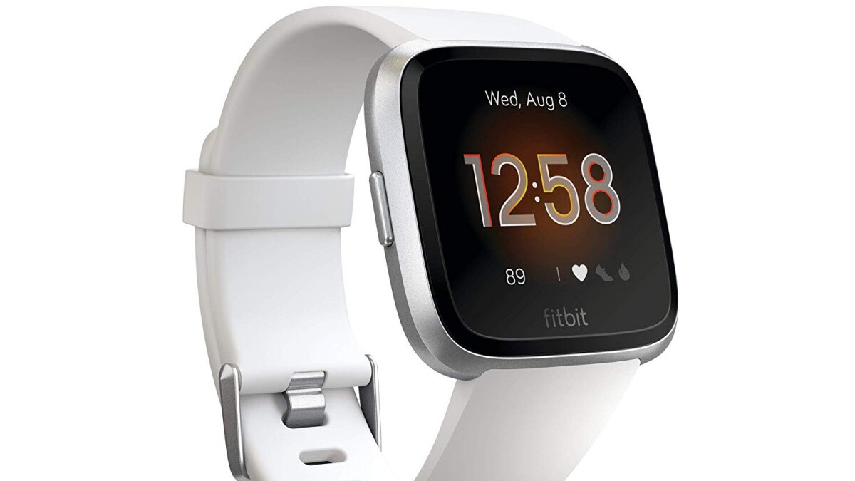 Amazon sweetens Fitbit Versa Lite deal with free $20 gift card