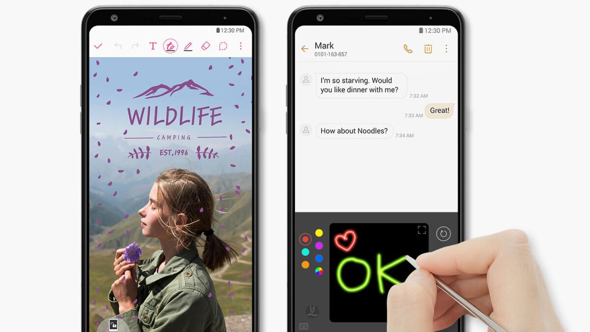 LG Stylo 5是T-Mobile最新的Android手机