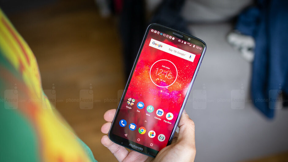 Amazon's deal takes the Moto Z3 Play down to $200 after a 43% price cut