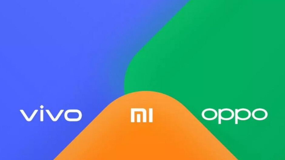 Cross-brand file sharing feature announced by three phone manufacturers