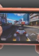 Asphalt 5 shows off the gaming abilities of the Nokia N8
