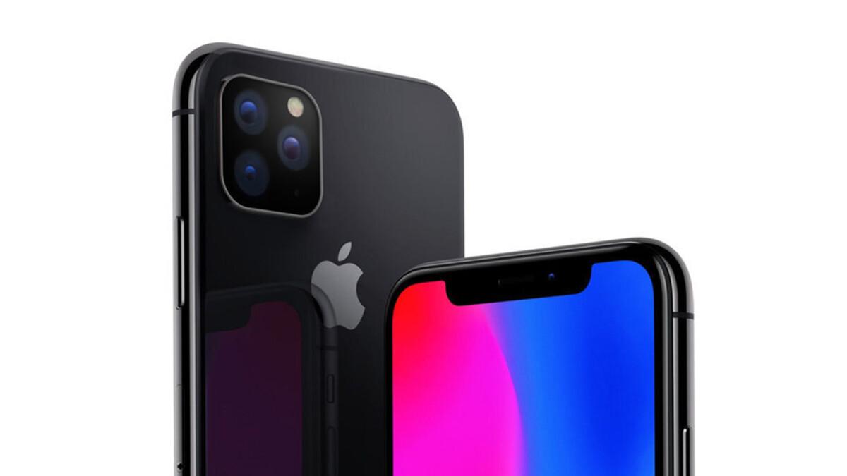 2019 iPhone camera modules enter production at LG Innotek