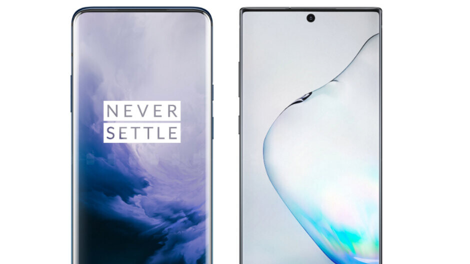 The flagship killer vs the flagship: would you buy OnePlus 7 Pro or Samsung Galaxy Note 10+?