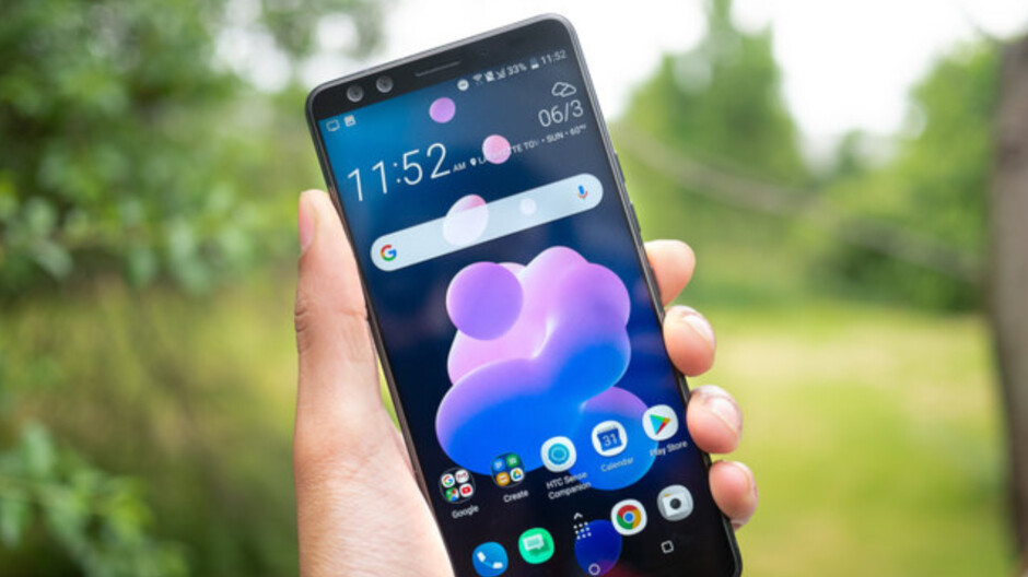 Grab a fork; the HTC U12+ is finally getting Android 9 Pie in the states
