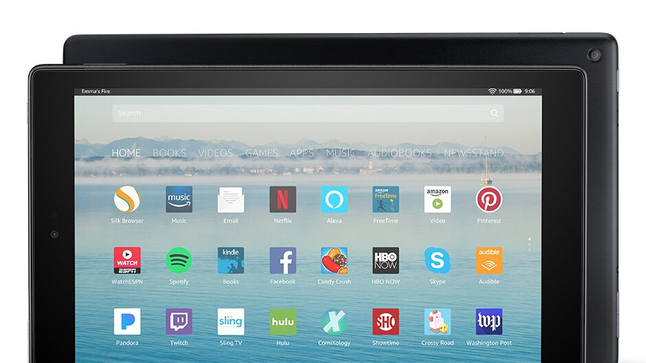Deal: Amazon massively discounts the Fire HD 10 tablet again