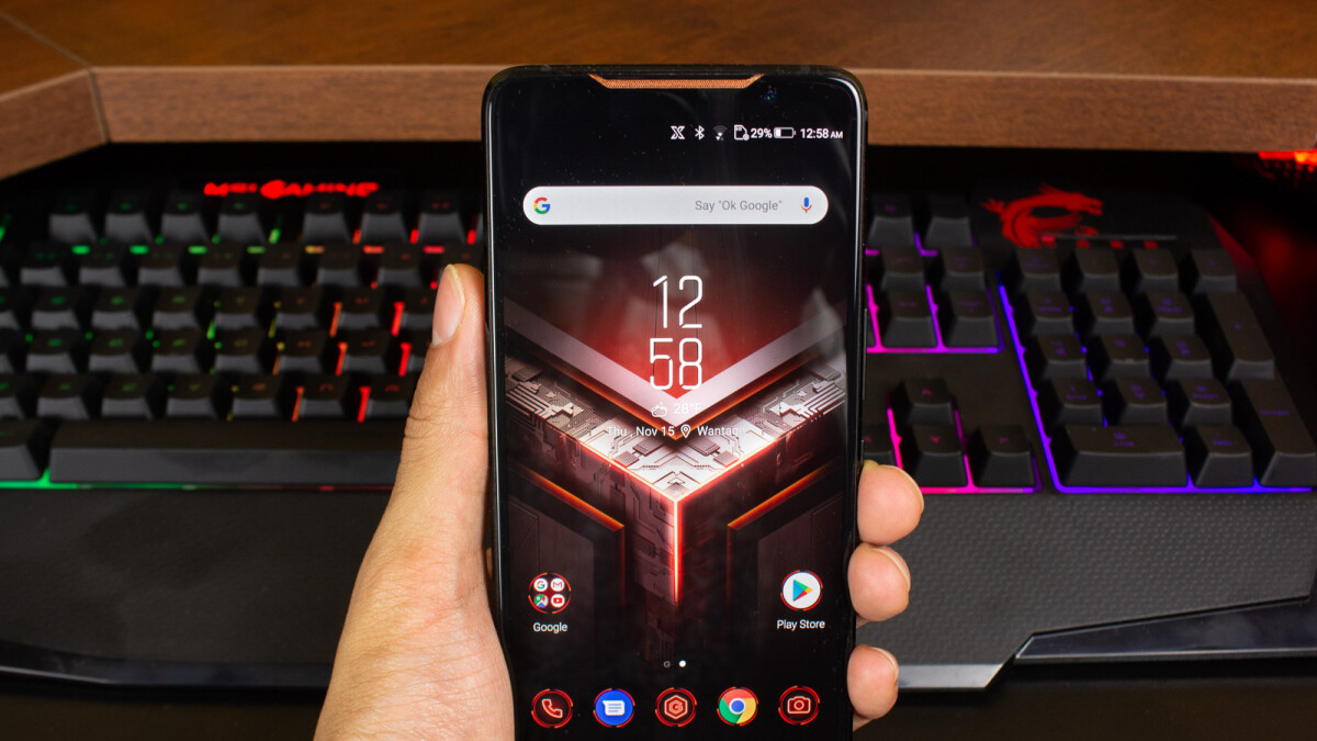 The Asus ROG Phone is now cheaper than ever (at least at Microsoft)