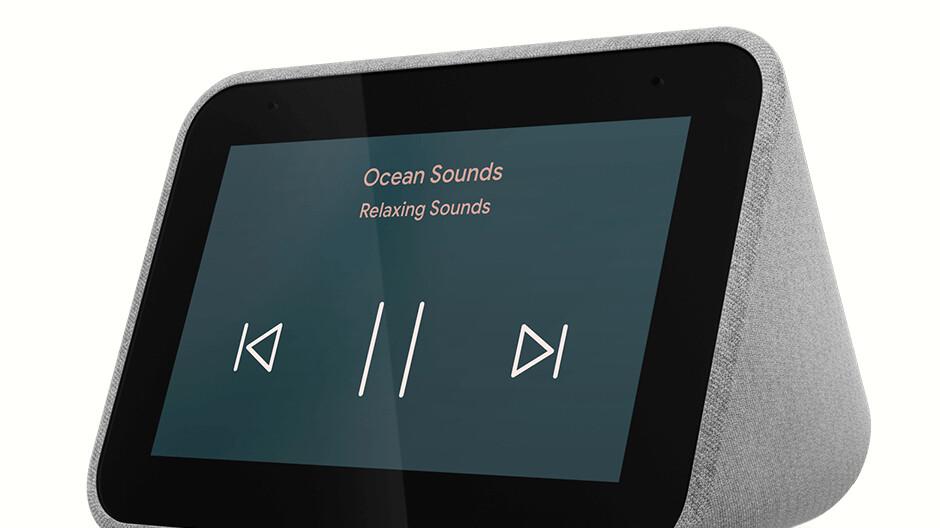 Google improves Lenovo Smart Clock, turns it into a digital photo frame