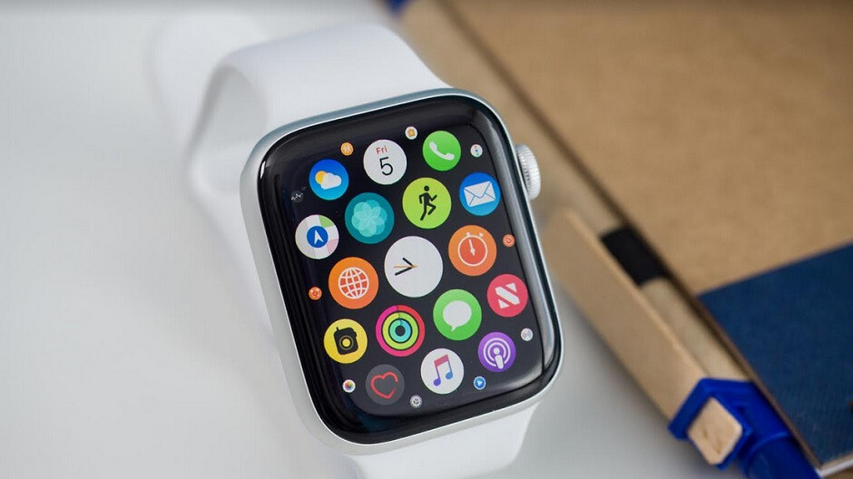 Here's your first look at the Apple Watch Series 5
