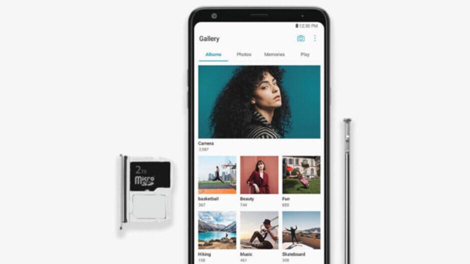 Verizon adds the LG Stylo 5 phablet to its portfolio