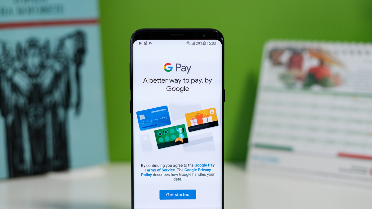 Google Pay update brings dark mode to Android users