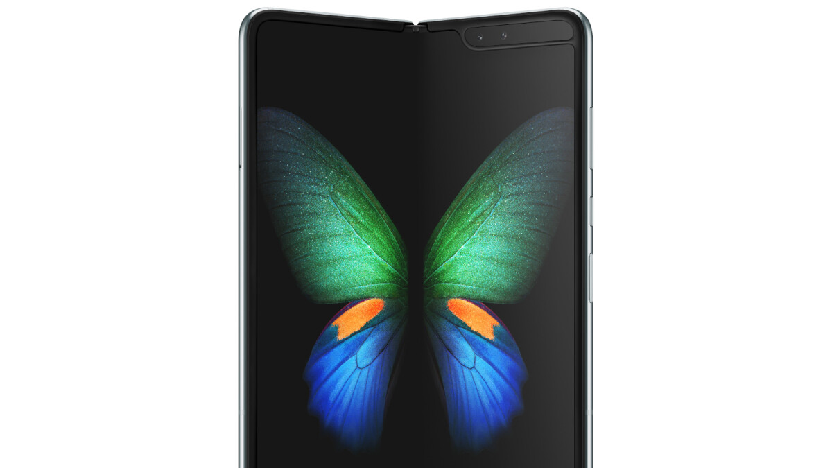 Samsung Galaxy Fold pre-registrations are now live, but US will have to wait longer