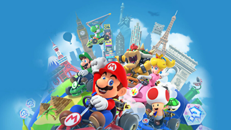 Mario Kart Tour for Android and iPhone release date unveiled