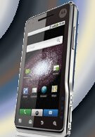 Motorola MILESTONE XT720 is already receiving a specs boost
