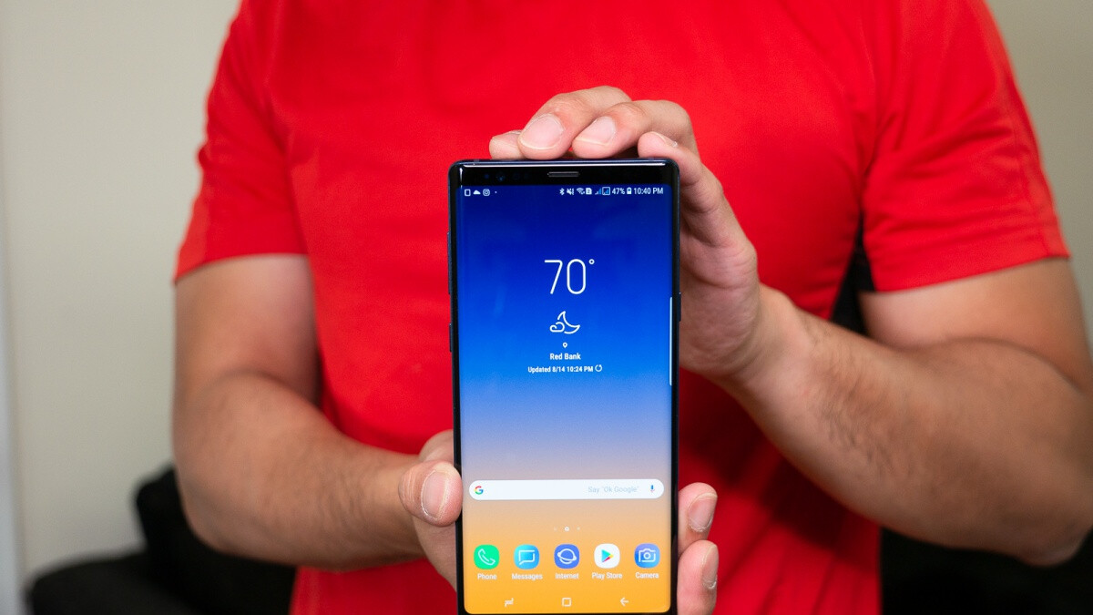 One Galaxy Note 9 variant is on sale at an insane $650 discount with installment plans