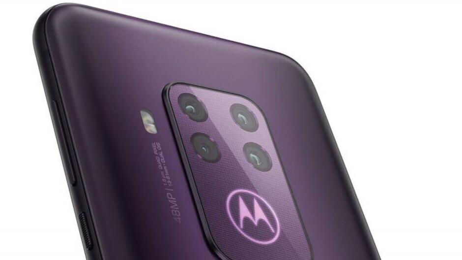Motorola's quad-camera phone appears in photographs
