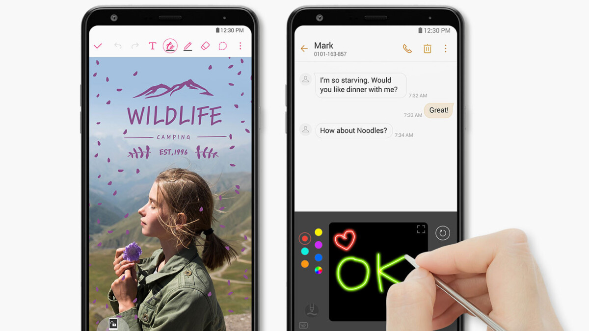 Unlocked LG Stylo 5 now available for pre-order in the US