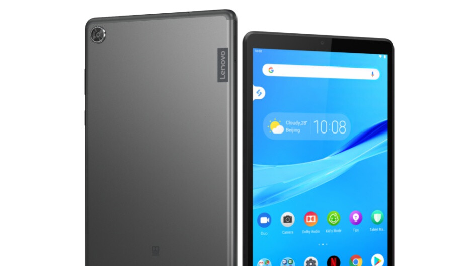 Lenovo aims to entertain the whole family with two affordable new Android tablets