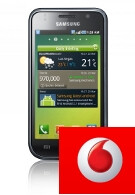 Samsung Galaxy S now available for preorder on Vodafone UK