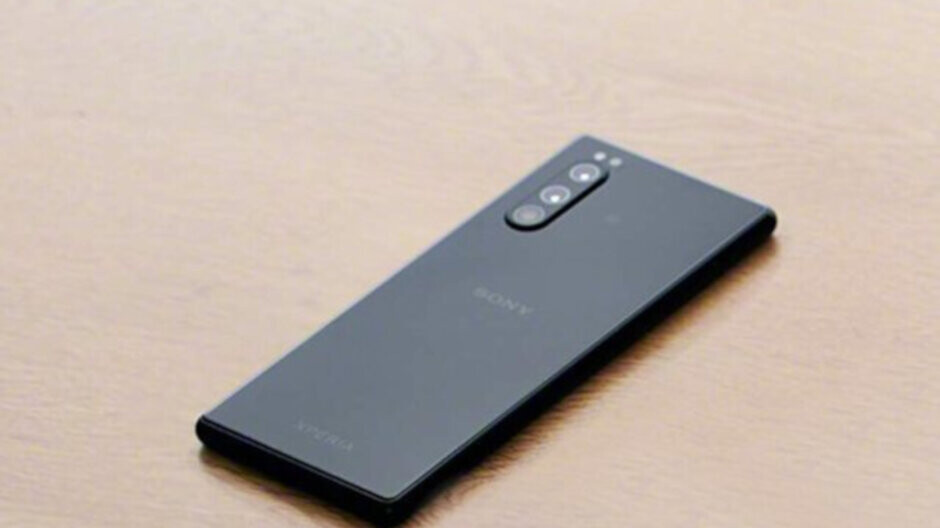 Sony's upcoming Xperia flagship shows up in images ahead of IFA 2019 reveal