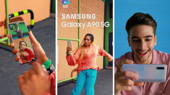 Samsung's lower-cost 5G phone breaks cover in leaked promo videos and retail box