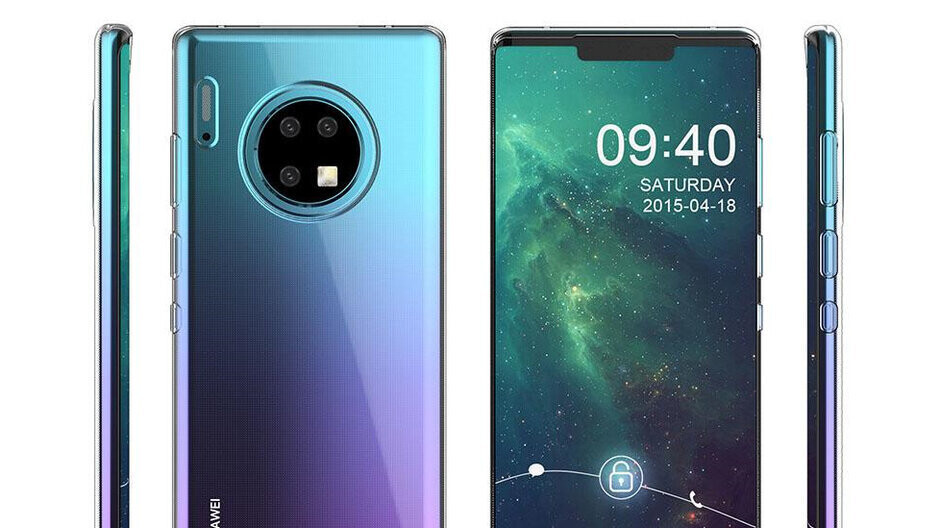 Huawei's banned Mate 30 Pro may offer Google apps on the