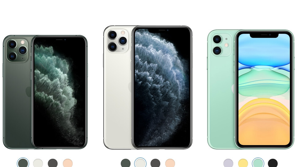 Apple iPhone 11 vs Pro vs Max: all major differences comparison
