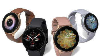 ECG and Fall Detection coming to Galaxy Watch Active 2 in Q1 2020
