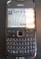 Nokia E73 Mode spotted in T-Mobile store a week before launch