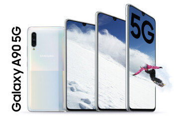 Samsung brings 5G connectivity to the mid-tier with the Galaxy A90 5G