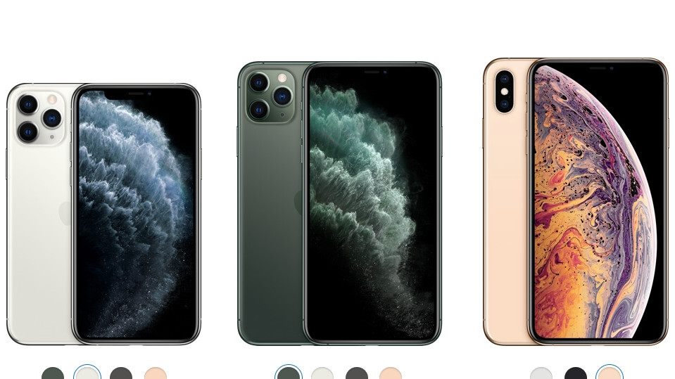 Apple iPhone 11 Pro vs XS Max: all the expected differences