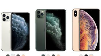 Apple iPhone 11 Pro vs XS Max differences comparison